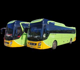 (주)정운고속관광 전세버스